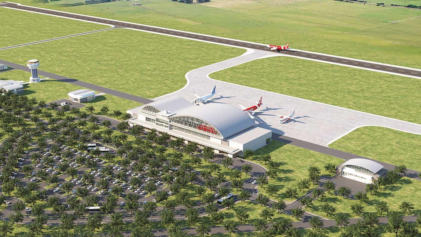 kalimarau-airport